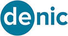 Grafik DENIC Logo